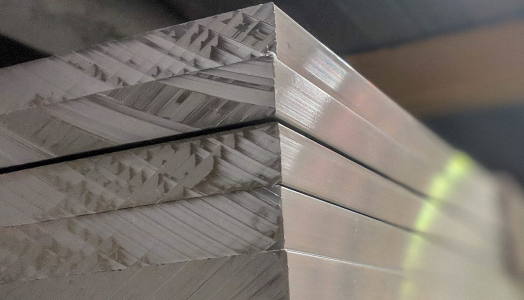 What is aluminium plate?
