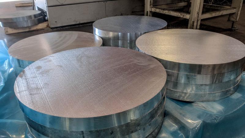 7076 Aluminium Round Bar