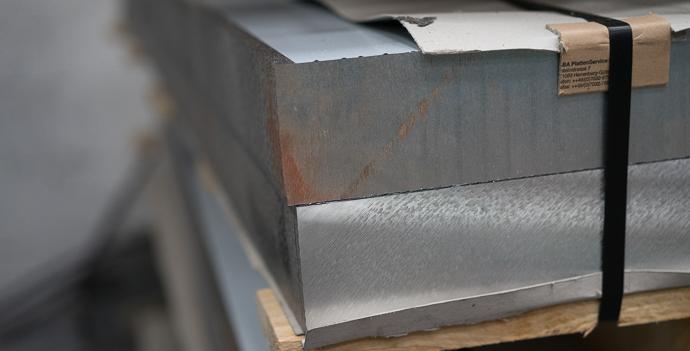 6082 Aluminium Flat Bar Metric
